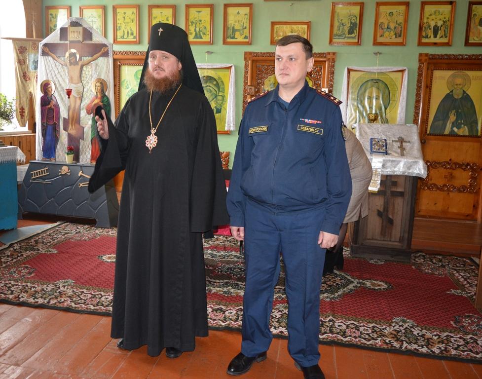 Подписано соглашение между ОФСИН России по Республике Алтай и Горноалтайской Епархией Русской Православной Церкви